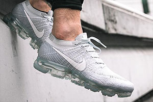 Cheap Nike Air VaporMax With Gold Design Image Leak