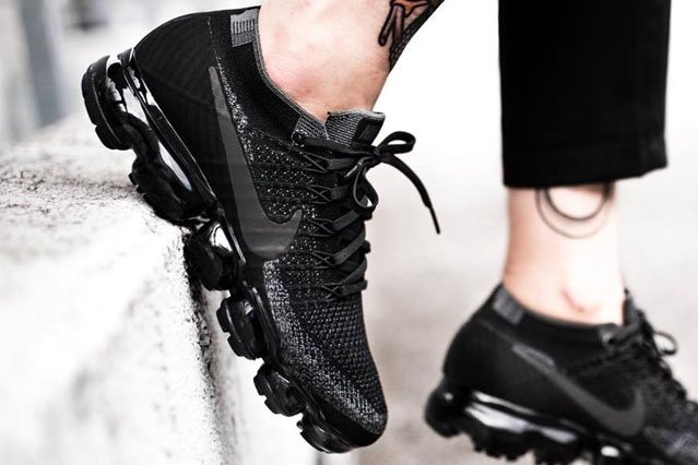 Cheap Nike Air Vapormax 'Midnight Fog & Desert Moss'. Cheap Nike SNKRS