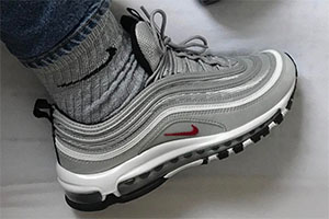 huge discount 68502 52433 Nike M Air Max 97 UL  17 Black Pure Platinum Anthracite White