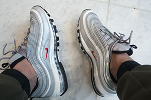 Cheap Nike Sportswear Undefeated x Cheap Nike Air Max 97 OG AJ1986 001