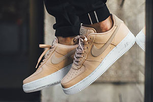 Nike Air Force 1 Vachetta Tan