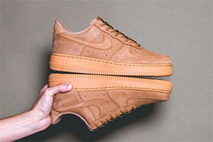 online store 11452 900a2 Nike Air Force 1 Low Flax - crepsource