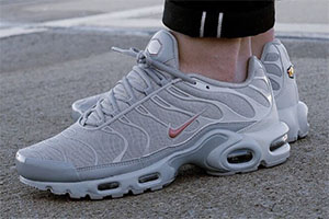 best authentic b3ee0 20f15 Nike Air Max Plus Wolf Grey – crepsource