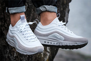 Nike Air Max 97 Suede Platinum