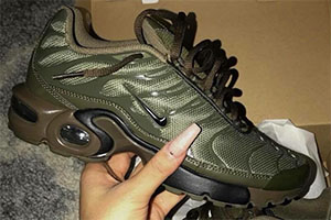 new arrival 4d757 c8dc6 Nike Air Max Plus Olive - crepsource