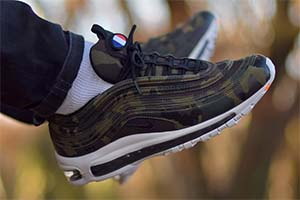 site réputé 0e221 eb360 Nike Air Max 97 Country Camo France – crepsource