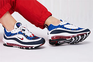 mens nike air max 98 gundam