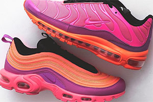 805aba0a70 Nike Air Max 97 Plus Racer Pink – crepsource