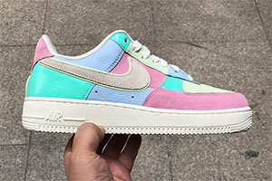 the best attitude 1a78d 9b584 Nike Air Force 1 Easter