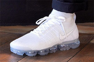 hot sale online 5743f 495ad Nike Vapormax 2 Triple White – crepsource