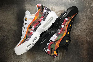 best sneakers e5a8b dafe5 Nike Air Max 95 Erdl Party