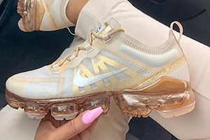 Nike Air Vapormax 2019 Gold