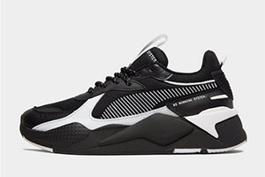 fe318ba9c8f6 Puma RS-X Core Black   White