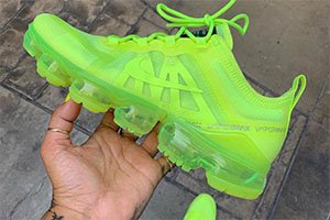 Nike Air Vapormax 2019 By You Volt