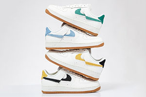 Nike Air Force 1 Inside Out Gum Sole