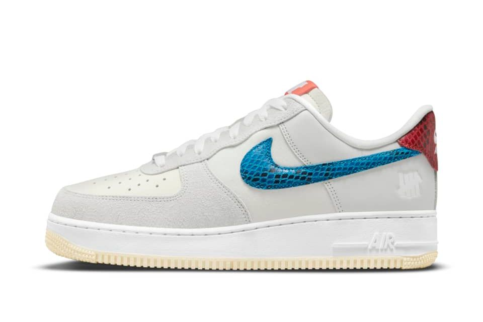 Nike Air Force 1 Low SP Grey Fog/Alabaster/Sea Glass/Imperial Blue
