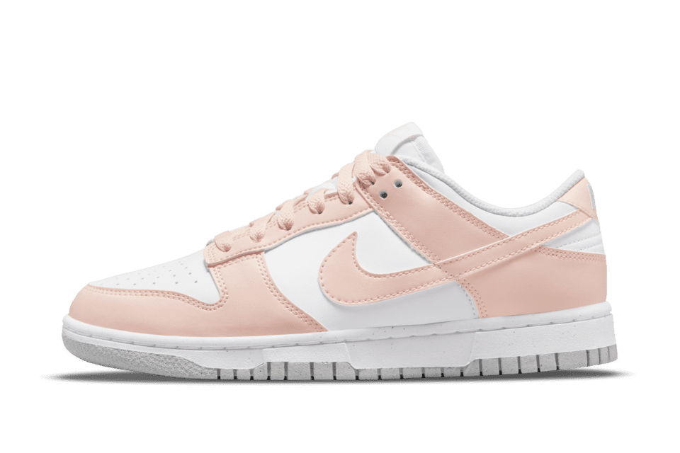 image of Nike Dunk Low Next Nature White/Pale Coral