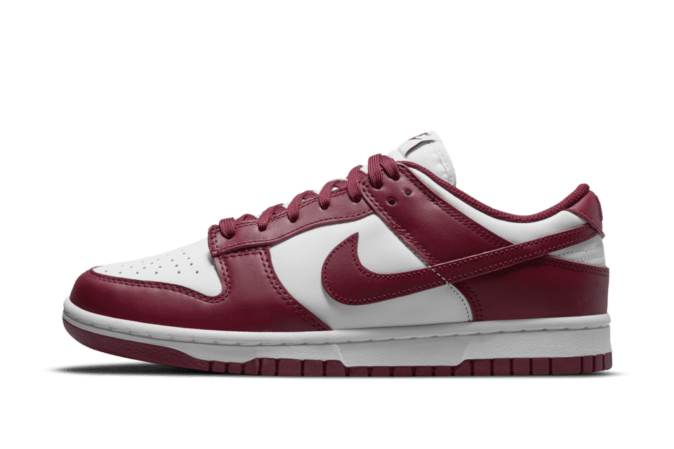 image of Nike Dunk Low Sail/Cashmere/Pale Ivory/Dark Beetroot